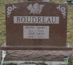 "Mary L ""Penny"" <I>McEachern</I> Boudreau"