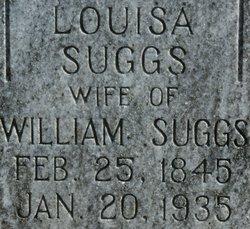 Louisa <I>Stevens</I> Suggs