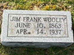 Jim Franklin Wooley