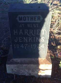 Harriet <I>Todhunter</I> Jenkins