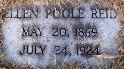"Elenore C. ""Ellen"" <I>Poole</I> Reid"