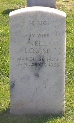 Nell Louise <I>Barackman</I> Garman