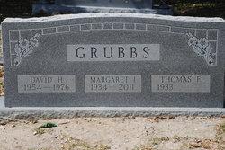 """Inita """"Sally"""" <I>Rasbury</I> Grubbs"""
