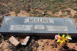 Claude S Mullins