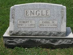 Emma Martha <I>Weinmann</I> Engle