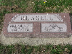 Alma <I>Nelson</I> Russell