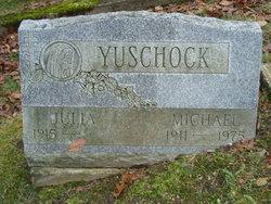 Julia <I>Haluska</I> Yuschock