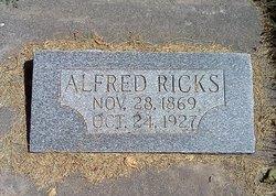 Alfred Ricks