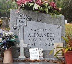 Martha S. Alexander