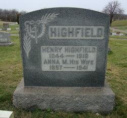 Henry Highfield