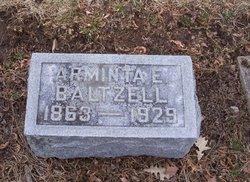 "Arminta ""Minta"" <I>Hackedorn</I> Baltzell"