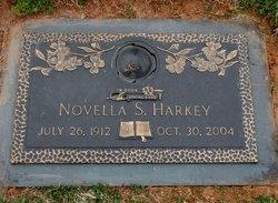 Novella Eunice <I>Speagle</I> Harkey