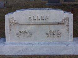Pearl L <I>Andrews</I> Allen