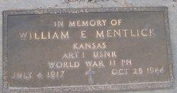William E Mentlick