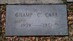 Champ C. Carr