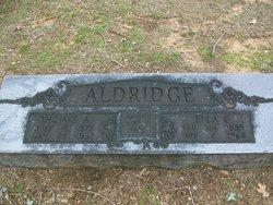 Thomas A Aldridge