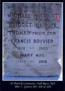Mary <I>Souza</I> Bouvier
