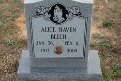 Alice <I>Haven</I> Beech