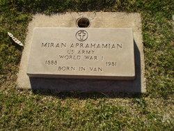Miran Abrahamian