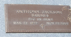 Anthony Jackson Barnes