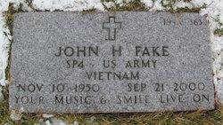 John H Fake