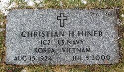 Christian H Hiner