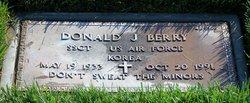 Donald J Berry