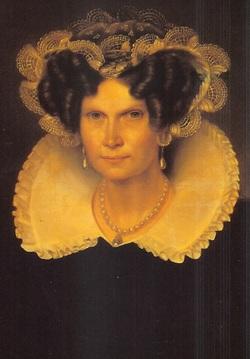 """Friederike Luise Wilhelmina """"Mimi"""" <I>von Hohenzollern</I> von Nassau-Dietz"""