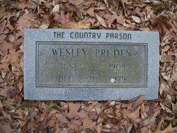 Wesley Pruden