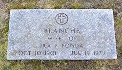 Blanche G <I>Purdy</I> Fonda