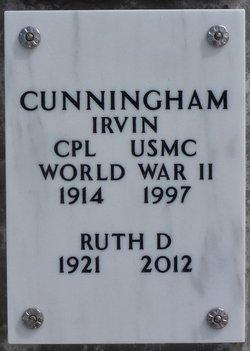 Irvin Cunningham
