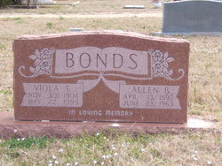 Allen Bart Bonds
