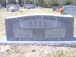 Francis Rosina <I>Elmore</I> Bell
