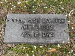 Robert Wirt Upchurch