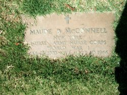 Maude Belle McConnell