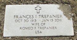 Frances I <I>Wheeler</I> Trepanier