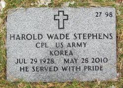 Harold Wade Stephens