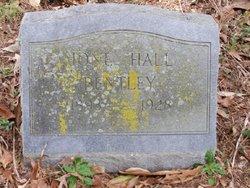 Lera Ione <I>Hall</I> Bentley