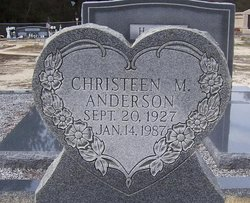 Christeen M. Anderson