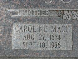 Caroline <I>Mace</I> Jones