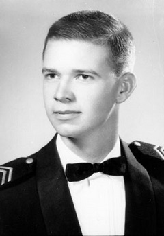 Maj Gerald Oak Alfred, Jr