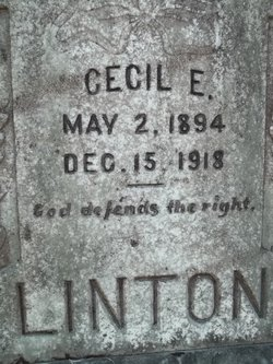 Cecil E. Linton