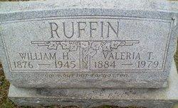 William Howell Ruffin