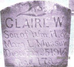 Claire W Musser
