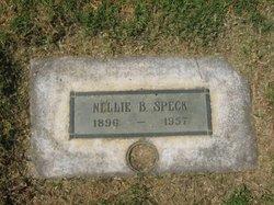 Nellie B Speck