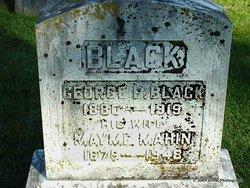 Mayme <I>Mahin</I> Black