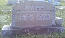 Buford Henry Price