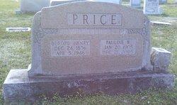 Pauline W Price