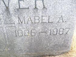 Mabel <I>Curry</I> Seaver