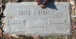 Edith Frances Neupert